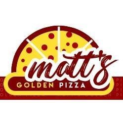 Logo Matt's Golden Pizza Auburn, MA